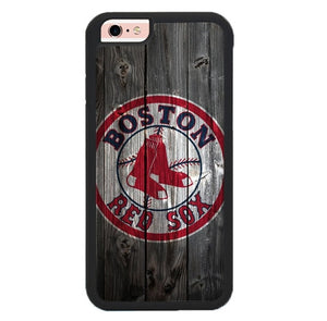 Boston Red Sox X00220 hoesjes iPhone 6, iPhone 6S