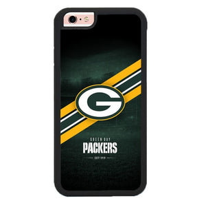 Green Bay Packers X00291 hoesjes iPhone 6, iPhone 6S