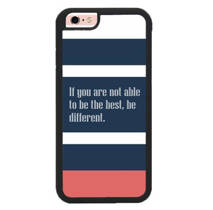 Navy Blue Stripes X00342 hoesjes iPhone 6, iPhone 6S
