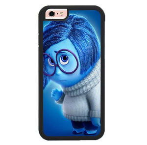Inside Out Sadness X00418 hoesjes iPhone 6, iPhone 6S