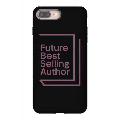 future best selling author iphone 8 plus hoesjes