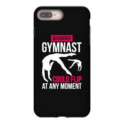 gymnast sport gymnastics iphone 8 plus hoesjes