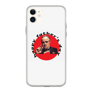 happy father s day godfather iphone 11 hoesjes