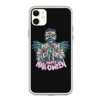 happy halloween zombie iphone 11 hoesjes