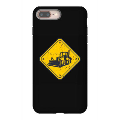 heavy equipment operator dirt life iphone 8 plus hoesjes