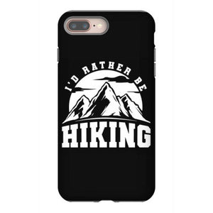 i d rather be hiking iphone 8 plus hoesjes