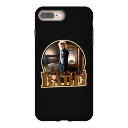 jim henson labyrinth iphone 8 plus hoesjes