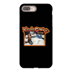 krush groove vintage image iphone 8 plus hoesjes