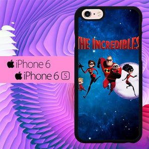 the incredibles L0250 hoesjes iPhone 6, iPhone 6S