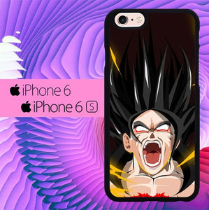Goku Dragon Ball L0678 hoesjes iPhone 6, iPhone 6S