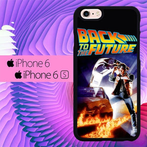 Back to the Future L1380 hoesjes iPhone 6, iPhone 6S