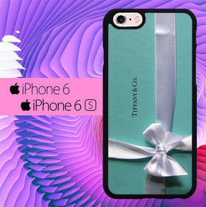 Tiffany Teal Blue Box L1859 hoesjes iPhone 6, iPhone 6S
