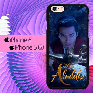 New Aladdin 2019 L2739 hoesjes iPhone 6, iPhone 6S