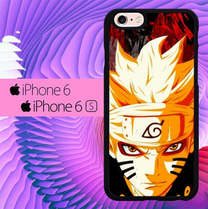 Naruto Sennin Mode L2755 hoesjes iPhone 6, iPhone 6S