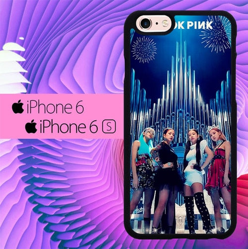 Blackpink Team L2961 hoesjes iPhone 6, iPhone 6S