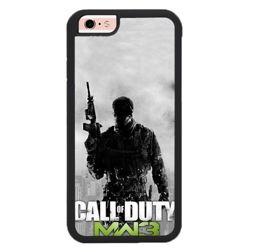 Call Of Duty MW3 L3032 hoesjes iPhone 6, iPhone 6S