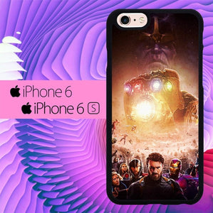 Avengers Infinity Wars 2 L3046 hoesjes iPhone 6, iPhone 6S