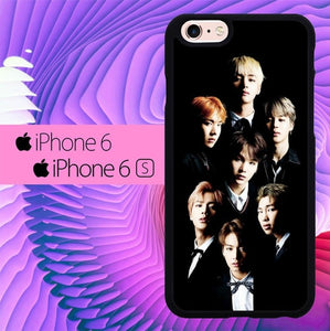 BTS Wallpaper L3086 hoesjes iPhone 6, iPhone 6S