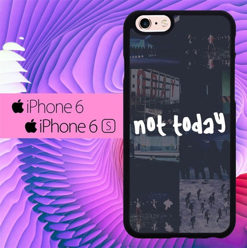 BTS Tumblr L3089 hoesjes iPhone 6, iPhone 6S