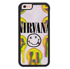 Nirvana Smile L3142 hoesjes iPhone 6, iPhone 6S