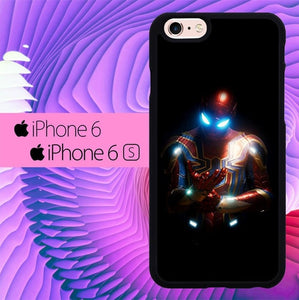 Spiderman Avengers L3236 hoesjes iPhone 6, iPhone 6S