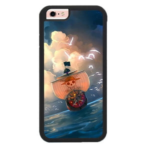 Luffy Ship L3242 hoesjes iPhone 6, iPhone 6S