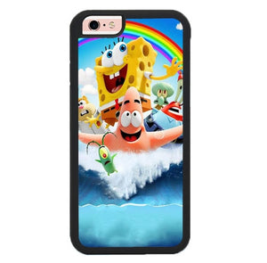 Spongebob Movie L3265 hoesjes iPhone 6, iPhone 6S
