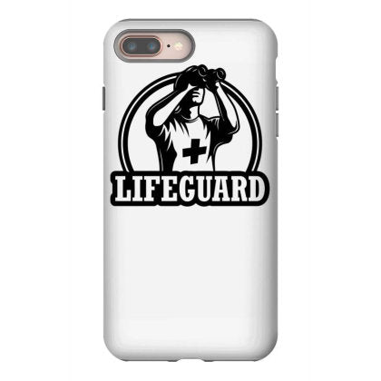 lifeguard of beach iphone 8 plus hoesjes