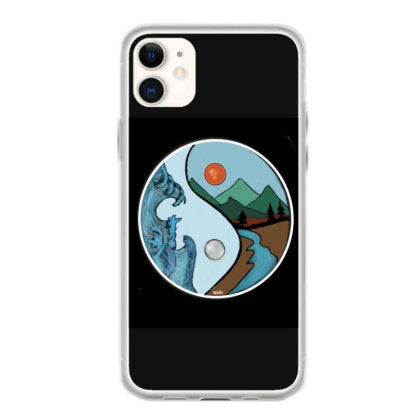 mountain sea iphone 11 hoesjes