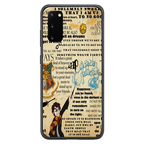 Harry Potter Collage Y0808 Samsung Galaxy S20, S20 hoesjes 5G