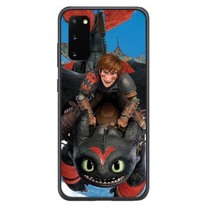how to train your dragon 3 W5746 Samsung Galaxy S20, S20 hoesjes 5G