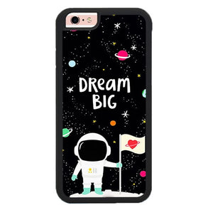 dream big W8002 hoesjes iPhone 6, iPhone 6S