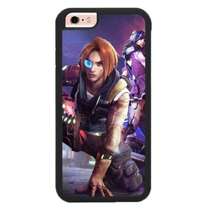 FREE FIRE W9107 hoesjes iPhone 6, iPhone 6S