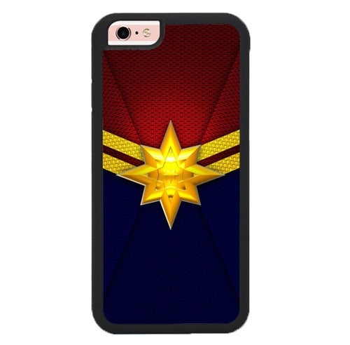captain marvel W9117 hoesjes iPhone 6, iPhone 6S