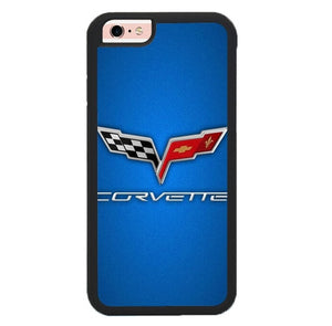 convette racing W9129 hoesjes iPhone 6, iPhone 6S