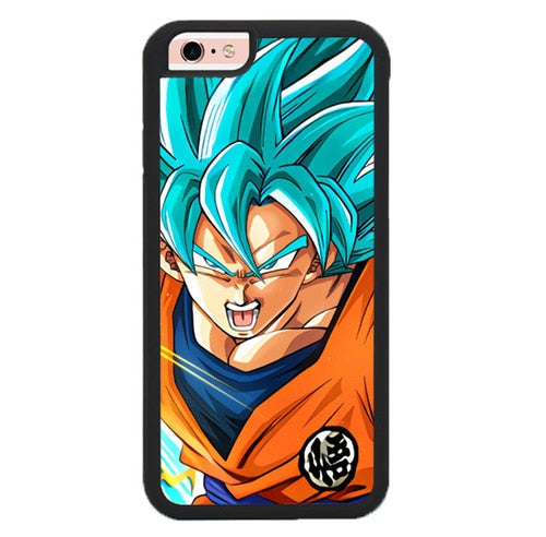 dragon ball super W9163 hoesjes iPhone 6, iPhone 6S