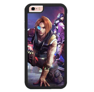 FREEFIRE W9256 hoesjes iPhone 6, iPhone 6S