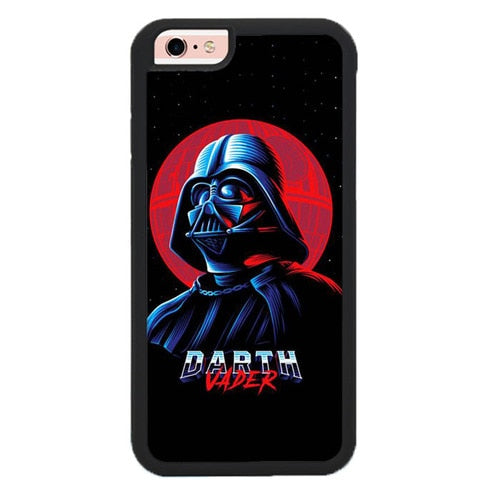 Darth vader W9259 hoesjes iPhone 6, iPhone 6S