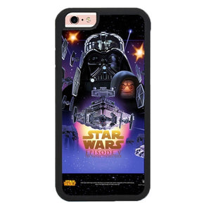 Star Wars W9262 hoesjes iPhone 6, iPhone 6S