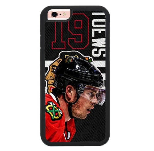 Chicago Blackhawks W9290 hoesjes iPhone 6, iPhone 6S