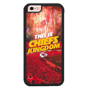kansas city chiefs  W9362 hoesjes iPhone 6, iPhone 6S