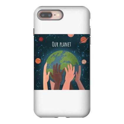 our planet iphone 8 plus hoesjes