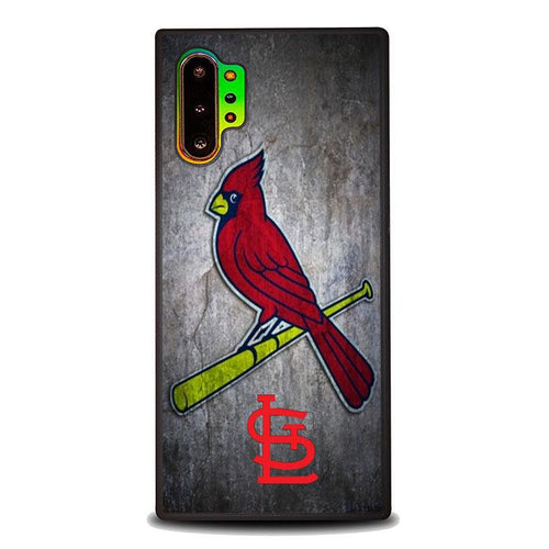 coque custodia cover fundas hoesjes j3 J5 J6 s20 s10 s9 s8 s7 s6 s5 plus edge B36176 St Louis Cardinals Stone NFL J0386 Samsung Galaxy Note 10 Plus Case