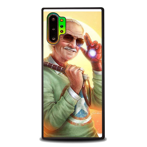coque custodia cover fundas hoesjes j3 J5 J6 s20 s10 s9 s8 s7 s6 s5 plus edge B36207 Stan Lee J0720 Samsung Galaxy Note 10 Plus Case