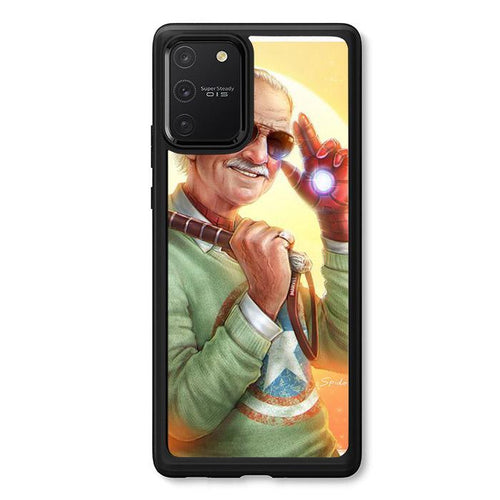 coque custodia cover fundas hoesjes j3 J5 J6 s20 s10 s9 s8 s7 s6 s5 plus edge B36209 Stan Lee J0720 Samsung Galaxy S10 Lite 2020 Case