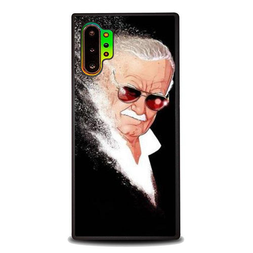 coque custodia cover fundas hoesjes j3 J5 J6 s20 s10 s9 s8 s7 s6 s5 plus edge B36215 Stan lee J0721 Samsung Galaxy Note 10 Plus Case