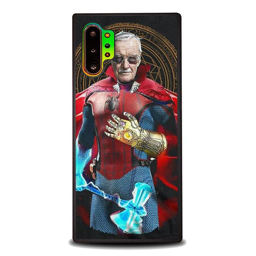 coque custodia cover fundas hoesjes j3 J5 J6 s20 s10 s9 s8 s7 s6 s5 plus edge B36223 Stan Lee Legend J0722 Samsung Galaxy Note 10 Plus Case