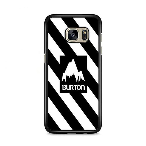 Off White Burton Vogue Samarbete Samsung Galaxy S7 Edge hoesjes