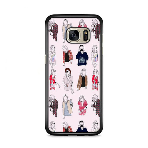 One Direction Harry Style Samsung Galaxy S7 Edge hoesjes