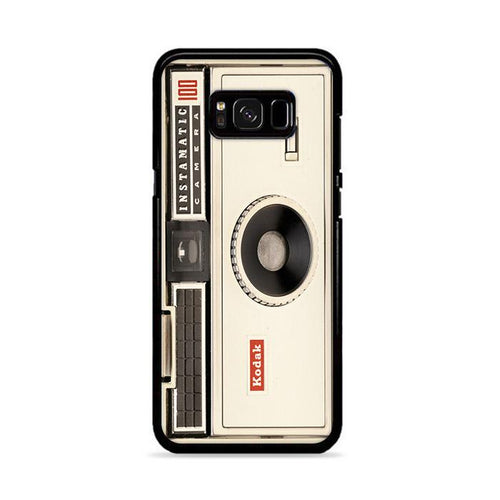 Photo Heritage Instamatic Full Res Samsung Galaxy S8 Plus hoesjes
